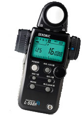 Sekonic L-558R Lightmeter