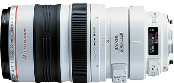 Canon EOS 100-400mm zoom