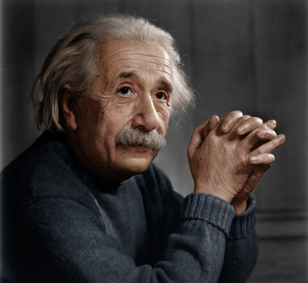 Childish superstition: Einstein's letter makes view of religion relatively clear